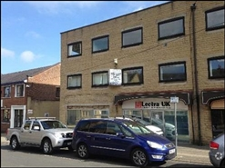 1,524 SF High Street Shop for Rent  |  Unit 1-2, Thomas Duggan House, Shipley, BD18 3RB