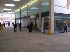 991 SF Shopping Centre Unit for Rent  |  Unit 8, St Nicholas Arcades, Lancaster, LA1 1NF