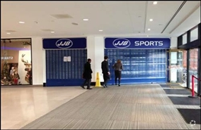 250 SF Shopping Centre Unit for Rent  |  Unit 12, Portsmouth, PO1 4RL