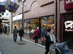 1,514 SF Shopping Centre Unit for Rent  |  The Lanes Shopping Centre, Carlisle, CA3 8NH