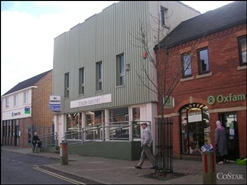 1,502 SF High Street Shop for Rent  |  Crystal House, Market Drayton, TF9 1PH