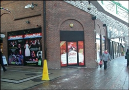 736 SF Shopping Centre Unit for Rent  |  79 Lowther Street, Carlisle, CA3 8EF