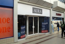 1,006 SF Shopping Centre Unit for Rent  |  Unit 6, Tonbridge, TN9 1TE