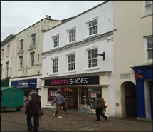 1,392 SF High Street Shop for Rent  |  4 High Street, Banbury, OX16 5DZ