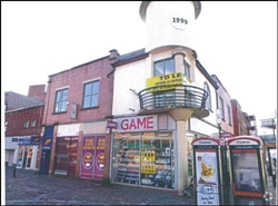 1,821 SF High Street Shop for Rent  |  37 Albion Street, Oldham, OL1 3BQ