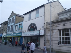 2,137 SF High Street Shop for Rent  |  30 Adare Street, Bridgend, CF31 1EJ