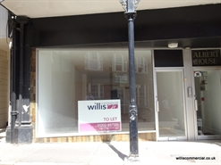 704 SF High Street Shop for Rent  |  10 Albert Road, Bournemouth, BH1 1BZ