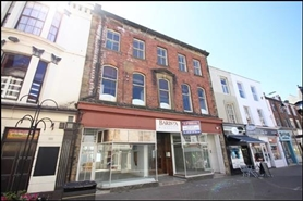 462 SF High Street Shop for Rent  |  37-39 Huntriss Row, Scarborough, YO11 2ED