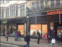 1,346 SF High Street Shop for Rent  |  Northgate Quarter, Oxford, OX1 3AD