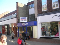 458 SF High Street Shop for Rent  |  24 Mill Street, Macclesfield, SK11 6LY