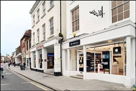 1,060 SF High Street Shop for Rent  |  51A South Street, Chichester, PO19 1DS
