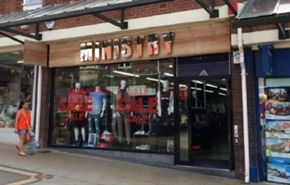 1,176 SF Shopping Centre Unit for Rent  |  36, Three Spires Shopping Centre, Lichfield, WS13 6NG