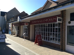 2,924 SF Shopping Centre Unit for Rent  |  Unit 15-16, Crown Walk Shopping Centre, Bicester, OX26 6HY