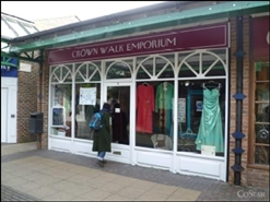 1,136 SF Shopping Centre Unit for Rent  |  Unit 3, Crown Walk Shopping Centre, Bicester, OX26 6HY