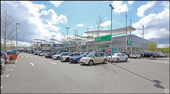 1,406 SF Retail Park Unit for Rent  |  Unit 2, Westway Cross Shopping Park, Greenford, UB6 0UW