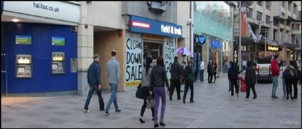 2,123 SF High Street Shop for Rent  |  Queens Arcade Shopping Centre, Cardiff, CF10 1GN