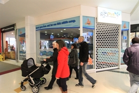 908 SF Shopping Centre Unit for Rent  |  Unit 17, Brunel Plaza, Swindon, SN1 1LF