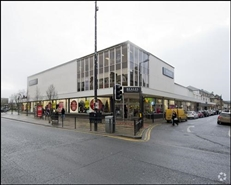 2,852 SF High Street Shop for Rent  |  Unit 3, Westgate Department Store, Harrogate, HG1 1JU