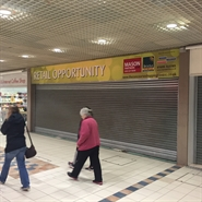 1,126 SF Shopping Centre Unit for Rent  |  Unit 108, Concourse Shopping Centre, Skelmersdale, WN8 6LJ