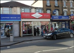 181 SF High Street Shop for Rent  |  Unit 1 And 3, Rubys Plaza, Ilford, IG1 2LA