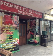 1,095 SF High Street Shop for Rent  |  11 Montagu Street, Kettering, NN16 8XG