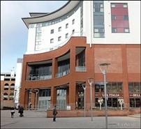 3,372 SF Shopping Centre Unit for Rent  |  Unit 5, Belgrade Plaza, Coventry, CV1 4BF
