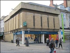 2,182 SF High Street Shop for Rent  |  7 - 11 Humberstone Gate, Leicester, LE1 1WA