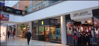 724 SF Shopping Centre Unit for Rent  |  Highcross Shopping Centre, Leicester, LE1 4AN