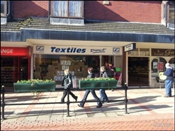 1,268 SF High Street Shop for Rent  |  9 Queen Street, Wrexham, LL11 1AP