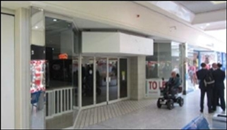 1,916 SF Shopping Centre Unit for Rent  |  Unit 26-27, Ankerside Shopping Centre, Tamworth, B79 7LG