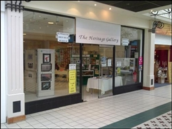 1,909 SF Shopping Centre Unit for Rent  |  The Mall, Camberley, GU15 3SG