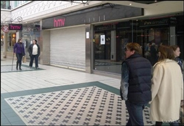 4,471 SF Shopping Centre Unit for Rent  |  The Mall, Camberley, GU15 3SN