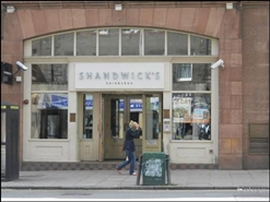 4,725 SF High Street Shop for Rent  |  Scotiabank House, Edinburgh, EH2 4AW
