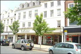 5,176 SF High Street Shop for Rent  |  53 Long Row, Nottingham, NG1 6JB
