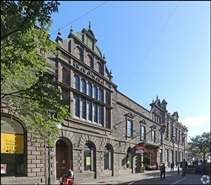 1,839 SF Shopping Centre Unit for Rent  |  Unit 3-5, Old Town Hall, Rotherham, S60 1QX