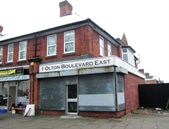 582 SF High Street Shop for Sale  |  1 Orton Boulevard East, Acocks Green, B27 7RR