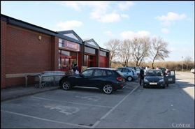 2,400 SF Out of Town Shop for Rent  |  Retail Unit, Rotherham, S65 1EN
