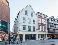 1,752 SF High Street Shop for Rent  |  39 - 40 High Street, Exeter, EX4 3DJ