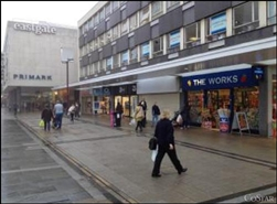 1,920 SF High Street Shop for Rent  |  98 Town Square, Basildon, SS14 1BX