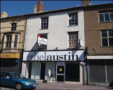 1,666 SF High Street Shop for Rent  |  119 High Street, Rhyl, LL18 1TR