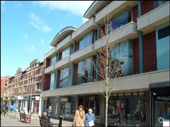 2,465 SF Shopping Centre Unit for Rent  |  Cathedral Square, Worcester, WR1 2LU