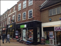 1,179 SF High Street Shop for Rent  |  46 High Street, Kings Lynn, PE30 1BE
