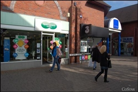 1,008 SF Shopping Centre Unit for Rent  |  Unit 13, The Market Shopping Centre, Crewe, CW1 2NG