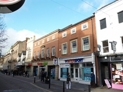2,947 SF High Street Shop for Rent  |  10 High Street, Doncaster, DN1 1ED