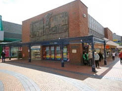 1,228 SF Shopping Centre Unit for Rent  |  Unit 16, Cannock Shopping Centre, Cannock, WS11 1EB