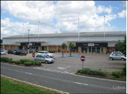 33,387 SF Retail Park Unit for Rent  |  Units G - H, Cardiff Bay Retail Park, Cardiff, CF11 0JR