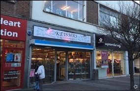 664 SF High Street Shop for Rent  |  24 Arundel Street, Portsmouth, PO1 1NL