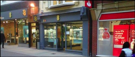 665 SF High Street Shop for Rent  |  3 Commercial Street, Leeds, LS1 6AL