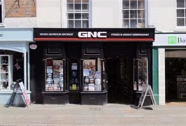 600 SF High Street Shop for Rent  |  66 South Street, Chichester, PO19 1EE