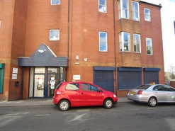 558 SF High Street Shop for Rent  |  Unit 5 Woden House, Wednesbury, WS10 7AG